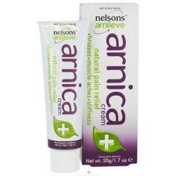 Nelsons Arnileve Arnica Cream 50 Grams