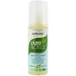 Nelsons Pure Clear Purifying Cleaning Wash 4 2 Oz