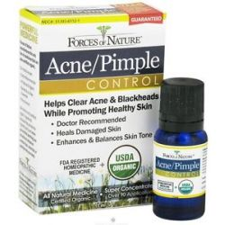 Forces of Nature Acne Pimple Control 11 Ml