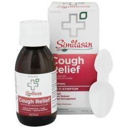 Similasan Cough Relief Cough Fever Syrup 4 Oz