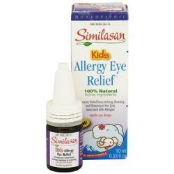 Similasan Kids Allergy Eye Relief Eye Drops 0 33 Oz