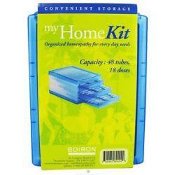 Boiron My Home Kit Convenient Storage Capacity 48 Tubes 18 Doses