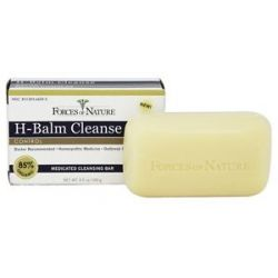 Forces of Nature H Balm Cleanse Medicated Cleansing Bar 3 5 Oz