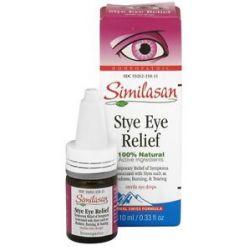 Similasan Stye Eye Relief Homeopathic Sterile Eye Drops 0 33 Oz