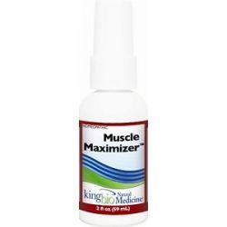 King Bio Homeopathic Natural Medicine Muscle Maximizer 2 Oz