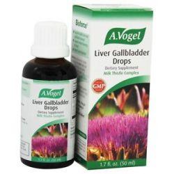 A Vogel A Vogel Liver Gallbladder Drops 1 7 oz formerly USA Milk Thistle