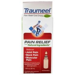 BHI Heel Traumeel Pain Relief Oral Drops 1 69 oz formerly Traumeel Liquid