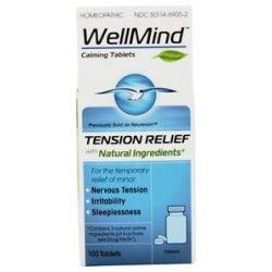 BHI Heel Wellmind Tension Relief 100 Tablets formerly Heel Neurexan
