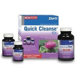 Zand Quick Cleanse Program 1 Kit