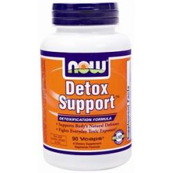 Now Foods Detox Support 90 Capsules
