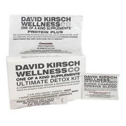 David Kirsch Wellness Ultimate Detox Kit Chocolate