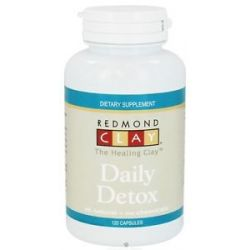 Redmond Trading Redmond Clay Daily Detox 120 Capsules