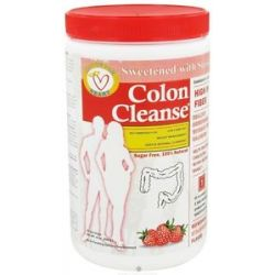 Health Plus Colon Cleanse with Stevia Refreshing Strawberry Flavor 9 Oz
