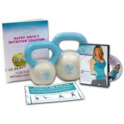 Stamina Products Kathy Smith Kettlebell Solution 05 3005