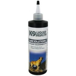 Liquid Health K 9 Ear Solutions 12 Oz