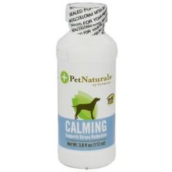 Pet Naturals of Vermont Calming Support Formula for Dogs 4 Oz