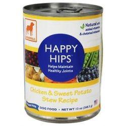 Dogswell Happy Hips Chicken Sweet Potato Stew Recipe 13 Oz
