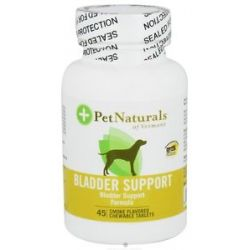 Pet Naturals of Vermont Bladder Support for Dogs 45 Tablets