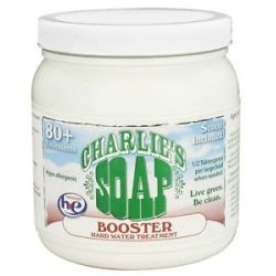 Charlie's Soap Booster Hard Water Treatment 2 64 Lbs