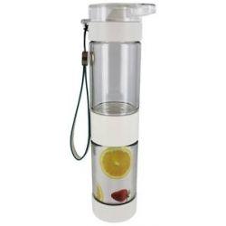 Define Bottle Fruit Infused Water Bottle Sport Flip Top 17 Oz