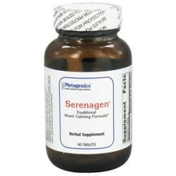 Metagenics Serenagen 60 Tablets 755571926777