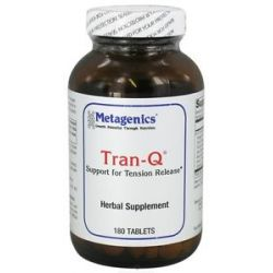 Metagenics Tran Q 180 Tablets 755571926746