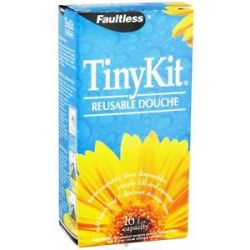 Vital Nutrients Tinykit Resuable Douche Kit 16 Oz
