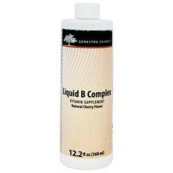 Genestra Liquid B Complex Natural Cherry 12 2 Oz