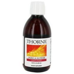 Thorne Research Omega Superb Lemon Berry 8 45 Oz
