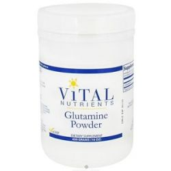 Vital Nutrients Glutamine Powder 450 Grams