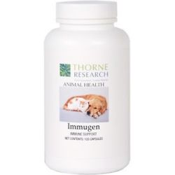 Thorne Research Animal Health Immugen 120 Capsules