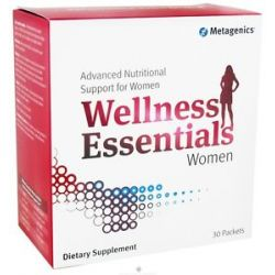 Metagenics Wellness Essentials for Women 30 Packet S 755571031570