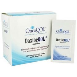 Thorne Research Oncoqol Daxibeqol 30 Sachets Lemon Flavor 6 8 Oz