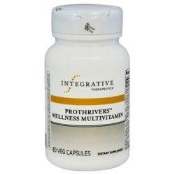 Integrative Therapeutics Prothrivers Wellness Multivitamin 60 Vegetarian