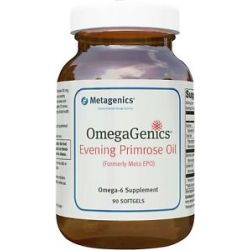 Metagenics Omegagenics Evening Primrose Oil 90 Softgels formerly Meta EPO