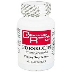Ecological Formulas Forskolin Coleus Forskohlii 60 Capsules Formerly
