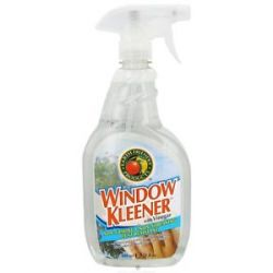 Earth Friendly Window Cleaner with Vinegar 22 Oz