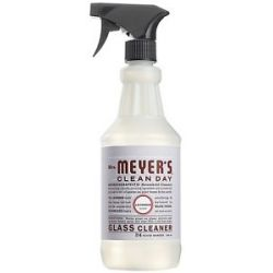 Mrs Meyer's Clean Day Glass Cleaner Spray Lavender 24 Oz