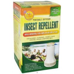 Bug Band Portable Diffuser Insect Repellent 1 Diffuser