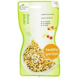 Healthy Steps Cereal Scoop Healthy Portion Serving