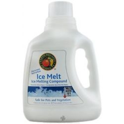 Earth Friendly Ice Melt Ice Melting Compound 6 5 Lbs
