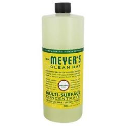 Mrs Meyer's Clean Day Multi Surface Concentrate Honeysuckle 32 Oz