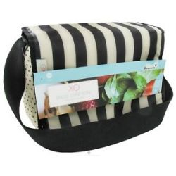 XO Eco Eco Cafe Tote Kit Tuxedo Stripe 3 Piece s CLEARANCE Priced