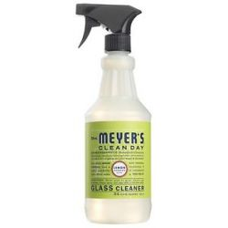 Mrs Meyer's Clean Day Glass Cleaner Spray Lemon Verbena 24 Oz