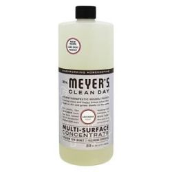 Mrs Meyer's Clean Day Multi Surface Concentrate Lavender 32 Oz