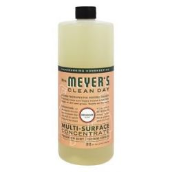 Mrs Meyer's Clean Day Multi Surface Concentrate Geranium 32 Oz