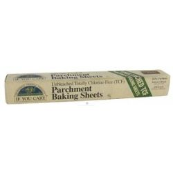If You Care Parchment Baking Sheets Unbleached Totally Chlorine Free TCF