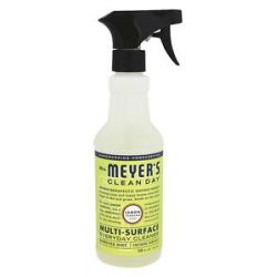 Mrs Meyer's Clean Day Multi Surface Everyday Cleaner Lemon Verbena 16 Oz