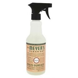 Mrs Meyer's Clean Day Multi Surface Everyday Cleaner Geranium 16 Oz