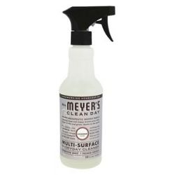 Mrs Meyer's Clean Day Multi Surface Everyday Cleaner Lavender 16 Oz